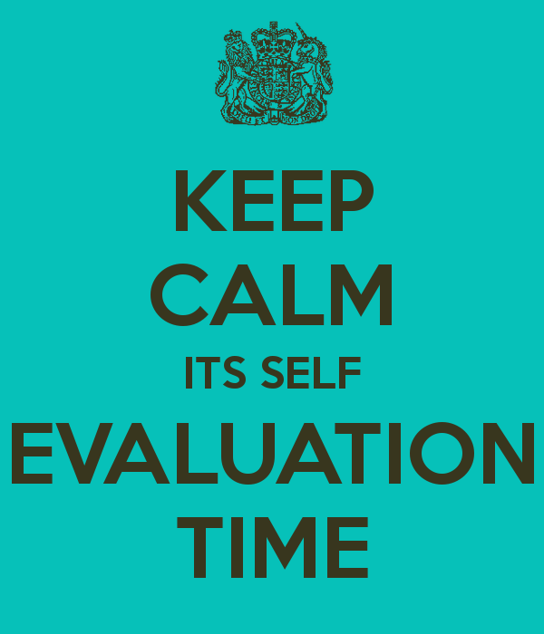 time management self evaluation In social psychology, self-assessment is the process of looking at oneself in order  to assess aspects that are important to one's identity it is one of the motives.
